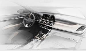 Δείτε το σαλόνι του νέου μικρού SUV της ΚΙΑ