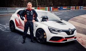 To Renault Megane RS Trophy-R είναι ο νέος βασιλιάς του Nürburgring