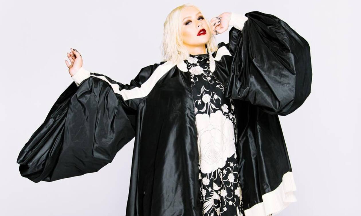 Christina Aguilera: Αυτή είναι η κούκλα κόρη της (pics)
