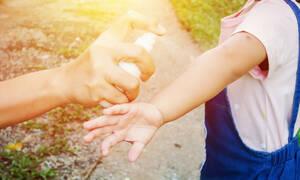 Συμβουλές για να προστατέψετε το μωρό από τα κουνούπια