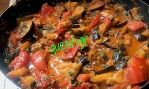 Σούπερ Μαροκινή συνταγή με Μελιτζάνες!