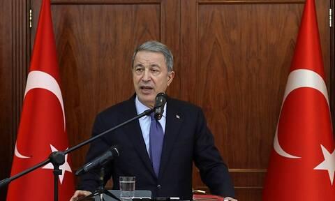Προκαλεί και κάνει «μαθήματα» σε Ελλάδα και Κύπρο ο Ακάρ: Δεν βοηθούν οι ανεύθυνες δηλώσεις
