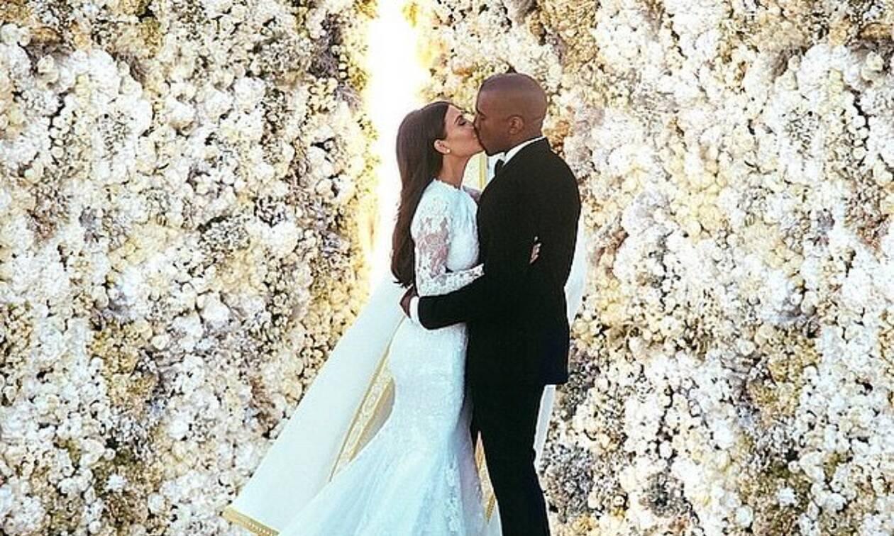Μόνο η Kim Kardashian & ο Kanye West θα μπορούσαν να κάνουν κάτι τέτοιο για την επέτειό τους