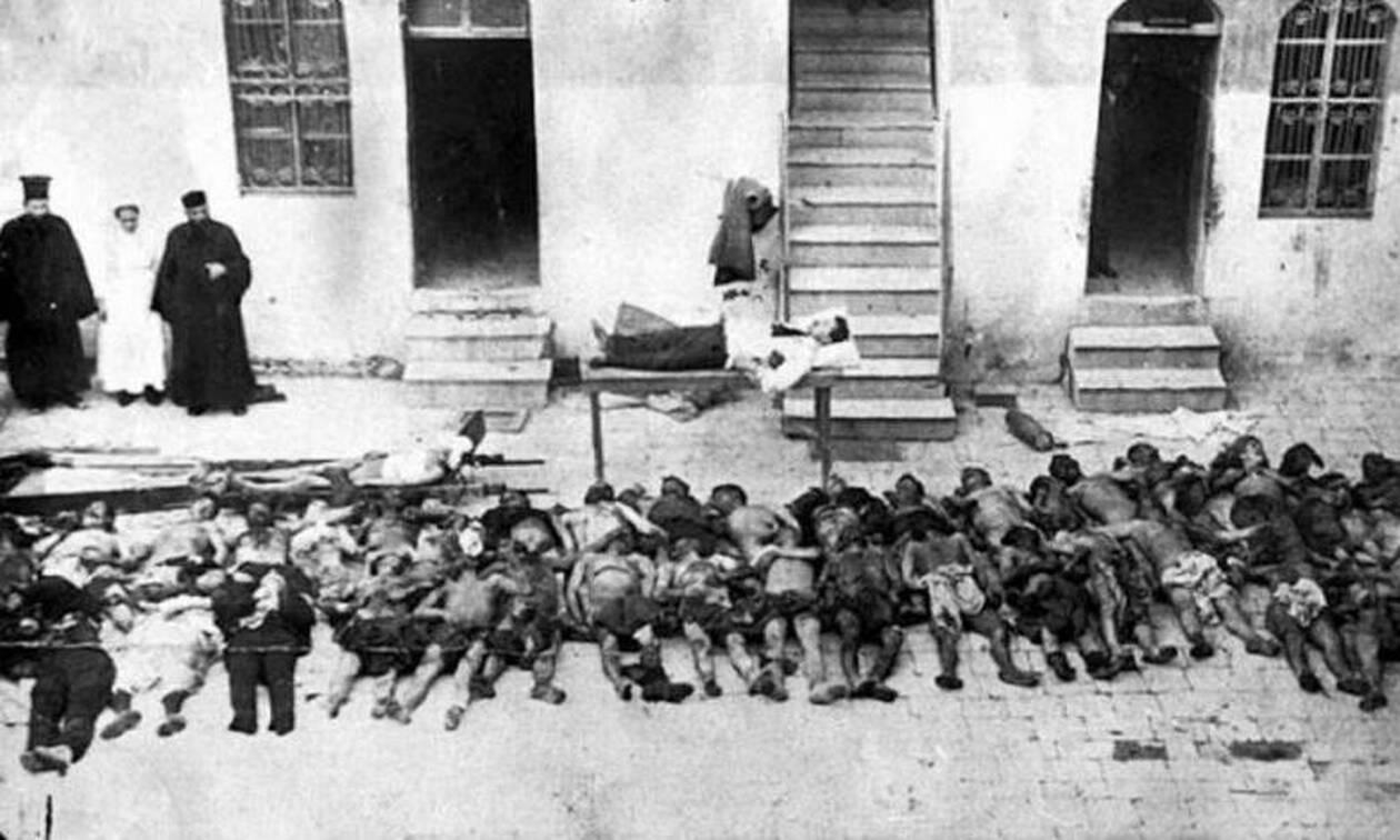 Η «Γενοκτονία των Χριστιανών της Ανατολής»
