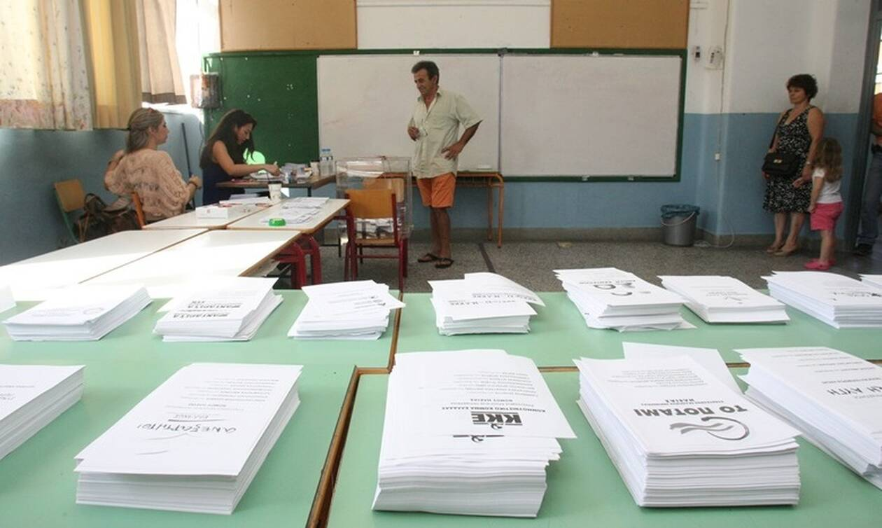 Πού ψηφίζω 2019 - ypes.gr: Δες με ένα ΚΛΙΚ στην εφαρμογή του υπουργείου Εσωτερικών πού ψηφίζεις