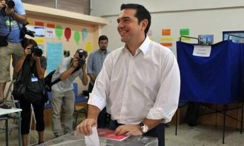 Εκλογές 2019: Δείτε πού θα ψηφίσει ο Τσίπρας – Τι ώρα θα πάει στο εκλογικό κέντρο