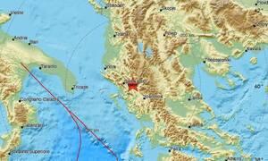 Σεισμός ΤΩΡΑ κοντά στην Κόνιτσα - Αισθητός στην Ήπειρο (pics)