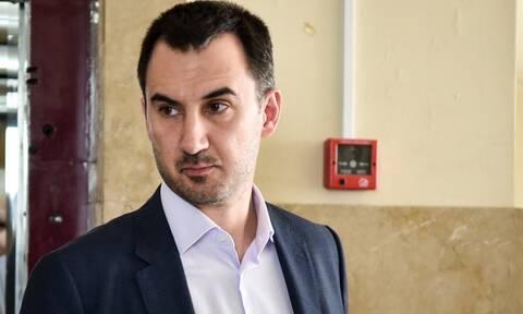 Εκλογές 2019: Ψήφισε στην Καλαμάτα ο υπουργός Εσωτερικών Αλέξανδρος Χαρίτσης