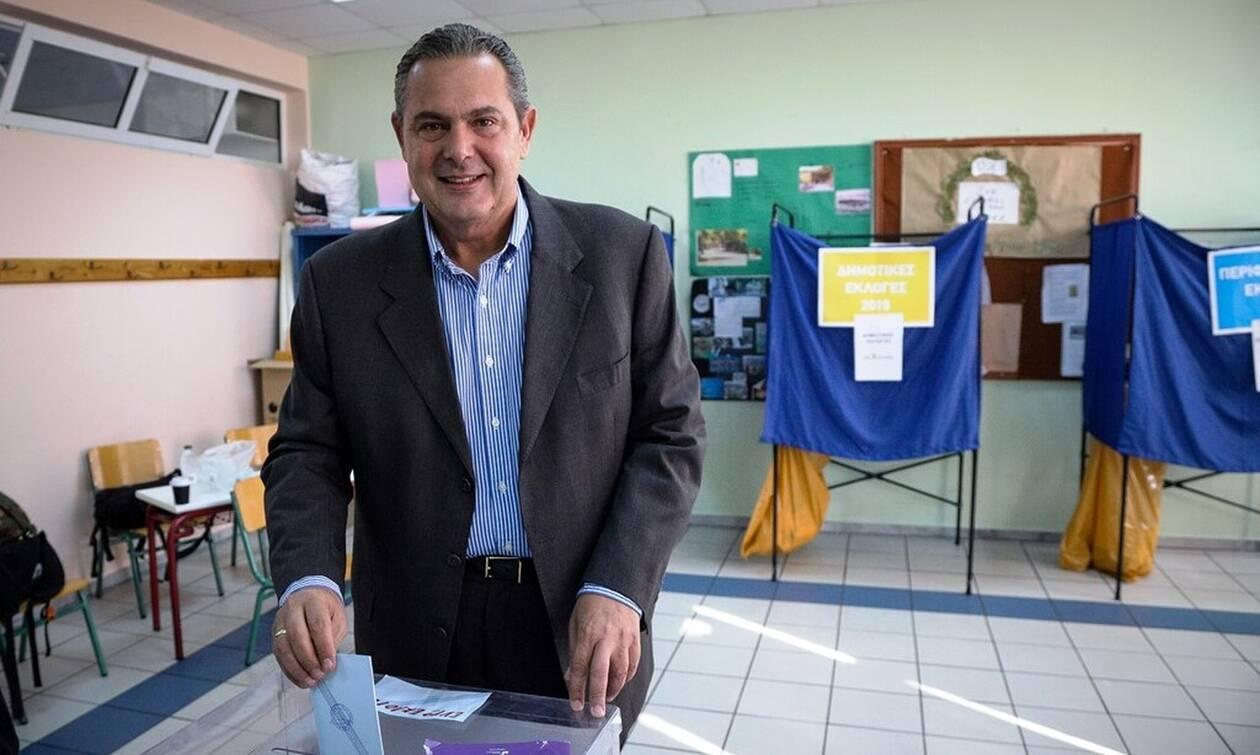 Καμμένος: «Οι πολιτικές εξελίξεις θα έρθουν πολύ γρήγορα»