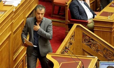 Θεοδωράκης: Για να γεννηθούμε ένα σπερματοζωάριο δεν δείλιασε