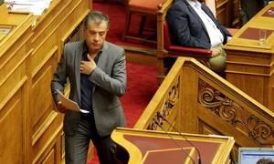 Θεοδωράκης: Για να γεννηθούμε ένα σπερματοζωάριο δεν δείλιασε, έφυγε μπροστά