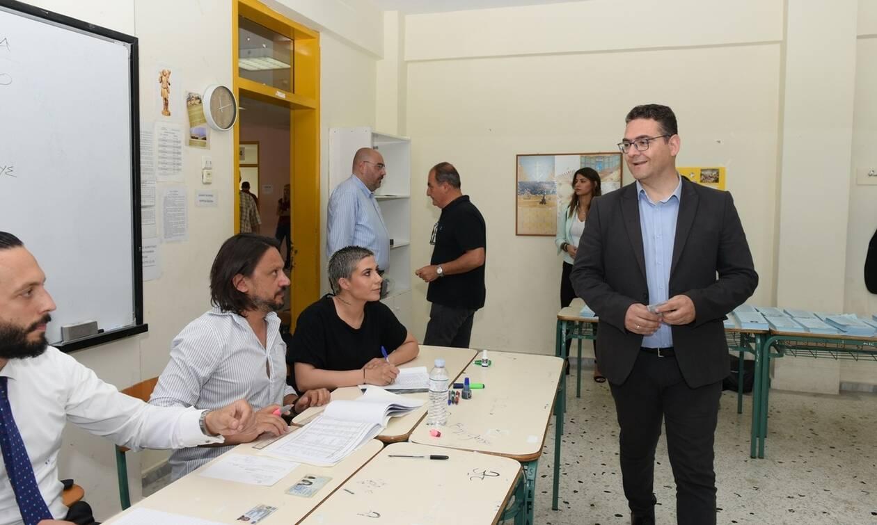 Περιφερειακές εκλογές 2019: Γιάννης Πρωτούλης – Σήμερα μπορεί να γίνει η διαφορά