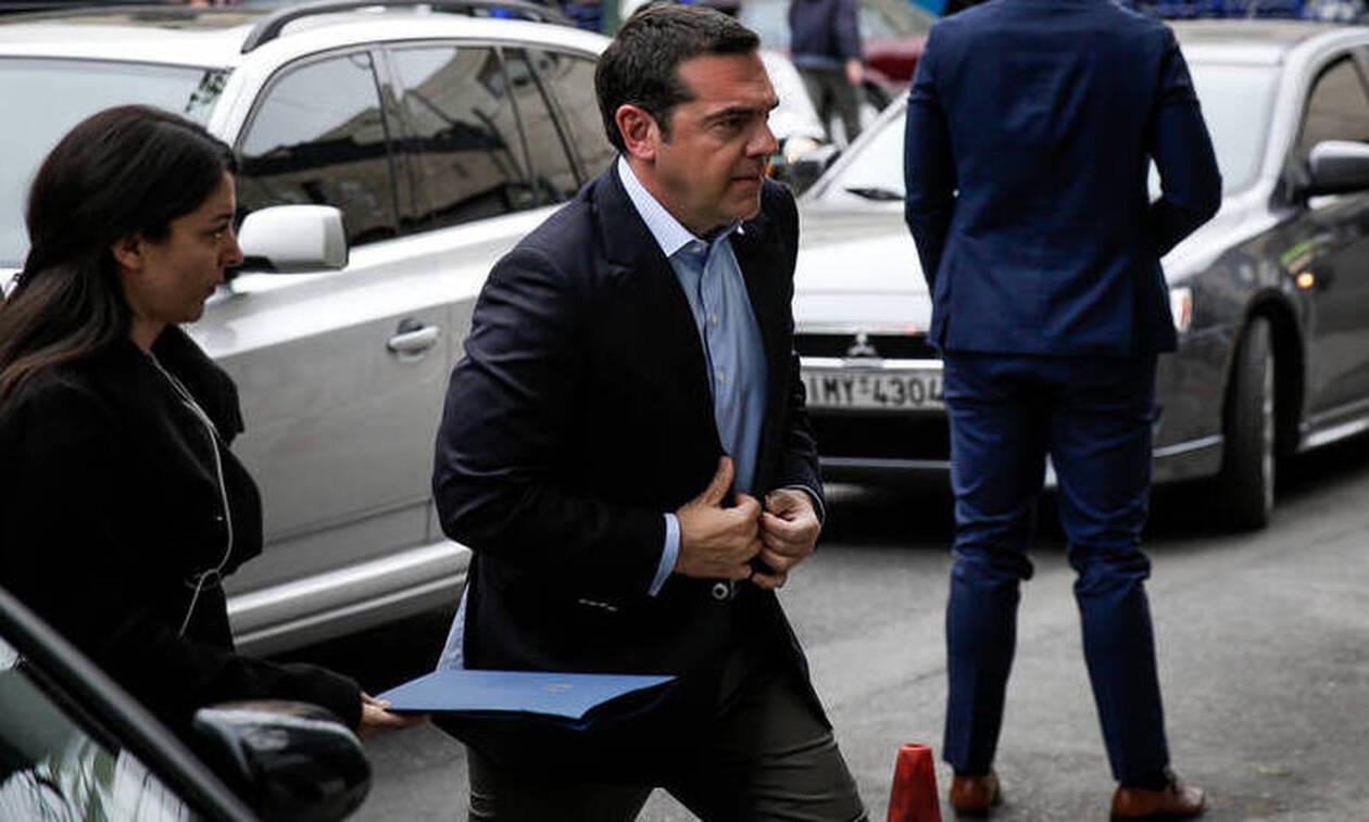 Αποτελέσματα εκλογών 2019: Ολοκληρώθηκε η συνεδρίαση της Πολιτικής Γραμματείας του ΣΥΡΙΖΑ