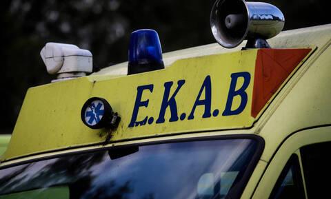 Καραμπόλα τριών οχημάτων στην Αθηνών - Κορίνθου