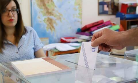 Αποτελέσματα Εκλογών 2019: Η πρώτη εκτίμηση του αποτελέσματος των Ευρωεκλογών από το ΥΠ.ΕΣ.