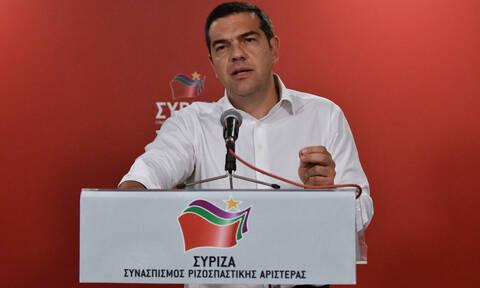 Πρόωρες εκλογές ανακοίνωσε ο Αλέξης Τσίπρας