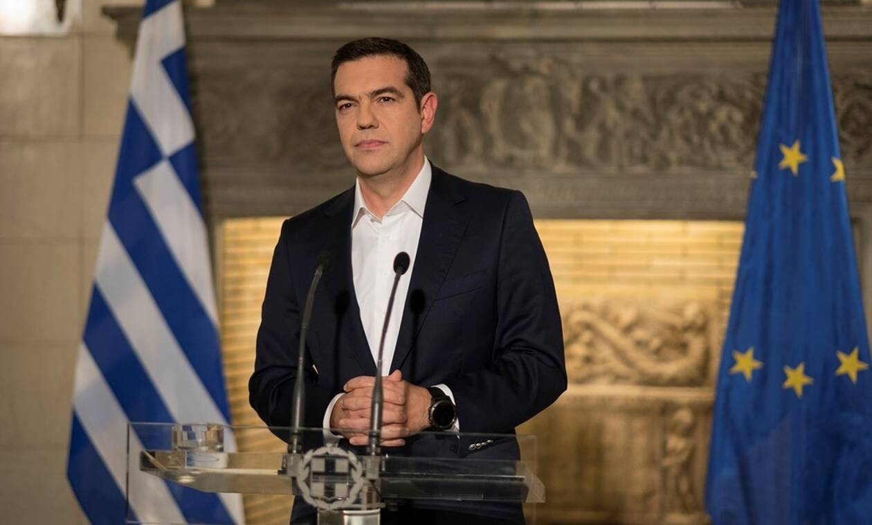 LIVE: Οι δηλώσεις του Αλέξη Τσίπρα μετά την ήττα στις ευρωεκλογές