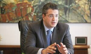 Αποτελέσματα εκλογών 2019: Τζιτζικώστας - «Θα είμαι Περιφερειάρχης όλων των Μακεδόνων»