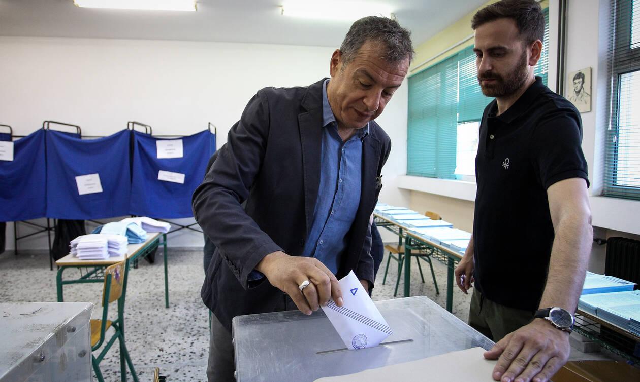 Αποτελέσματα εκλογών 2019 - Θεοδωράκης: «Το Ποτάμι έχασε, δεν χωράνε εξωραϊσμοί»