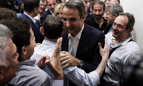 Αποτελέσματα Εκλογών 2019: «Οι Έλληνες με την ψήφο τους έδωσαν τη λύση» λέει η Νέα Δημοκρατία