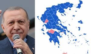 Αποτελέσματα εκλογών: Νίκη Ερντογάν στη Ροδόπη – Ανησυχία για τις κινήσεις του τουρκικού προξενείου