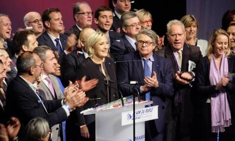 Ευρωεκλογές 2019: Η γαλλική ακροδεξιά επικράτησε με διαφορά 0,9% του Μακρόν