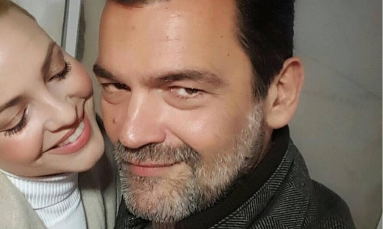 Κωνσταντίνος Καζάκος: Νέα φωτογραφία με τον γιο του μετά από πολύ καιρό (pics)