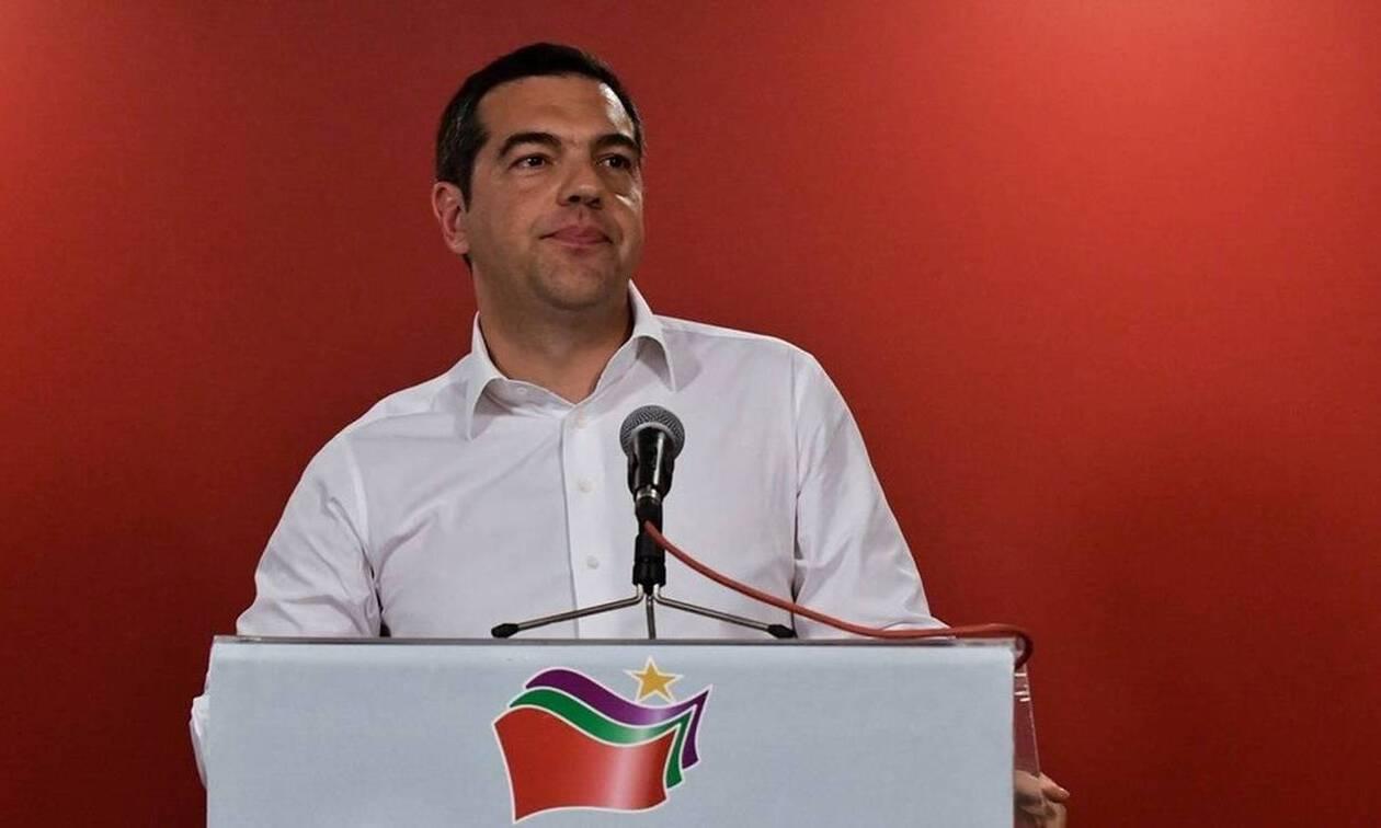 Ципрас заявил о намерении провести досрочные выборы в национальный парламент