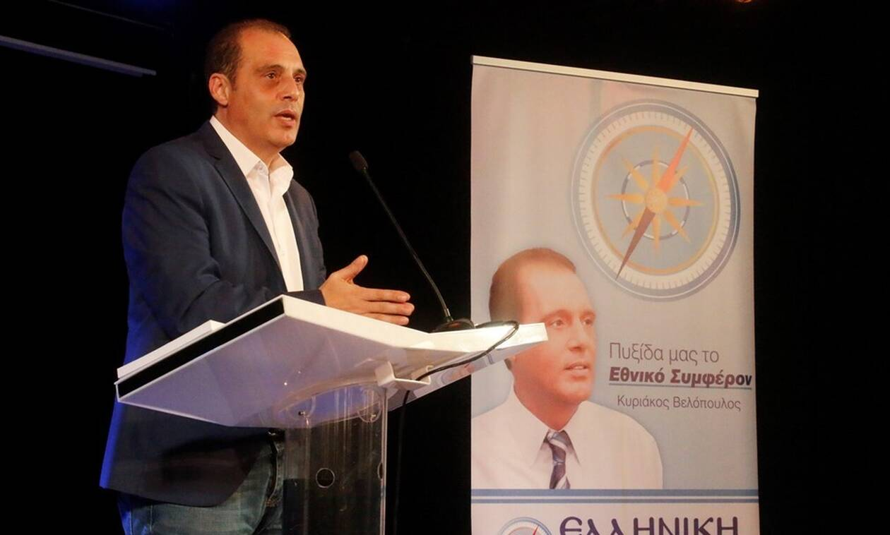 Βελόπουλος στο Newsbomb.gr: Στόχος μας να αλλάξουμε την Ελλάδα