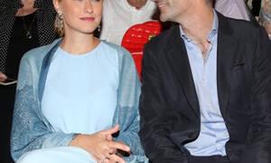 Το χαμόγελο της Σίας Κοσιώνη στην θέα του Κώστα Μπακογιάννη on air,  είναι πρώτο θέμα συζήτησης
