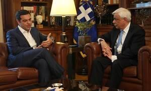 Αποτελέσματα Εκλογών 2019: Στον Παυλόπουλο ο Τσίπρας - Θα ζητήσει άμεση προκήρυξη εθνικών εκλογών