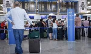 В Афинском аэропорту задержан россиянин, незаконно провозивший 800 тыс евро