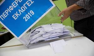 New Democracy leads the electoral race in 12 out of 13 regions in Greece