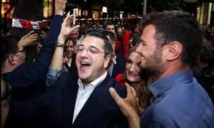 Αποτελέσματα εκλογών 2019: O Τζιτζικώστας γιόρτασε τη νίκη χορεύοντας το... Gigi!