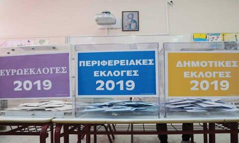 Αποτελέσματα Εκλογών 2019: Οι σταυροί των υποψηφίων από τον χώρο του αθλητισμού (photos)
