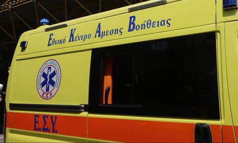 Λασίθι: Άνδρας τραυματίστηκε σοβαρά σε τροχαίο