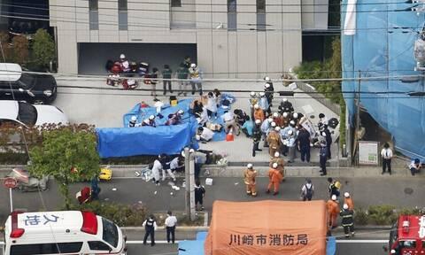 Ιαπωνία: Νεκροί και τραυματίες από επίθεση με μαχαίρι στο Καβασάκι