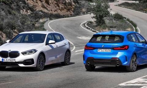 Αυτή είναι η νέα BMW Σειρά 1 με βάση τα 1.500 κυβικά, βενζίνης και πετρελαίου