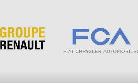 Renault και FCA προχωρούν σε συγχώνευση