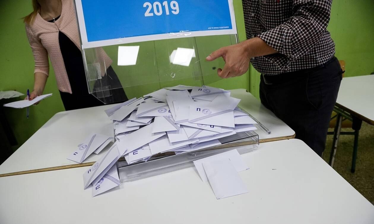 Αποτελέσματα Εκλογών 2019 LIVE: Στο 90% της ενσωμάτωσης – Δήμοι, Ευρωβουλευτές και Περιφέρειες