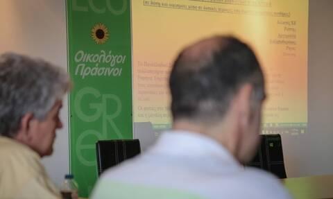 Διαψεύδουν την εκλογική τους συμπόρευση με τον ΣΥΡΙΖΑ οι Οικολόγοι Πράσινοι