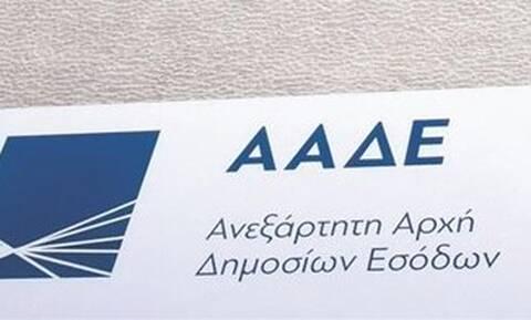 ΑΑΔΕ: Εκτός λειτουργίας οι εφαρμογές της σήμερα Τρίτη (28/05)