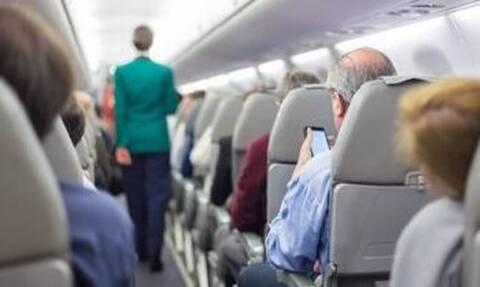 Πανικός σε πτήση: Επιβάτης πέθανε μέσα στο αεροπλάνο - Δείτε τι συνέβη (pics)
