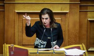 Παραιτήθηκε η Μεγαλοοικονόμου από την ΚΟ του ΣΥΡΙΖΑ - Στους 152 η πλειοψηφία της κυβέρνησης