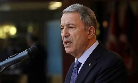 Ακάρ: Είμαστε υπέρ της ειρήνης στο Αιγαίο αλλά δεν θα επιτρέψουμε τη δημιουργία τετελεσμένων