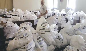 Ηράκλειο: Χάος με τους εκλογικούς σάκους