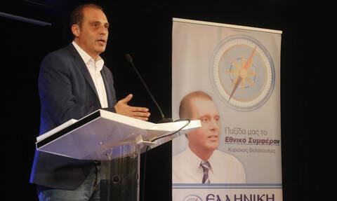 Έτοιμος να παραιτηθεί από ευρωβουλευτής ο Βελόπουλος