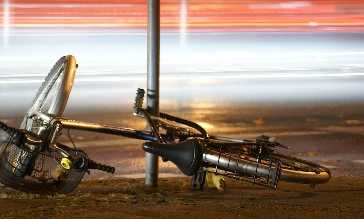 Τραγωδία στην Αμαλιάδα: Νεκρός 15χρονος ποδηλάτης
