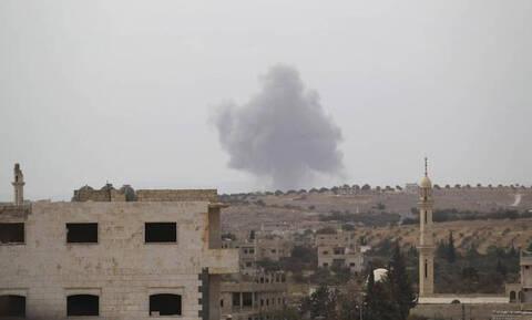 Συρία: Νεκροί τουλάχιστον 27 άμαχοι από βομβαρδισμούς