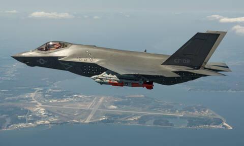 Τουρκία... τέλος για τις ΗΠΑ: Διώχνουν και τους Τούρκους πιλότους από την εκπαίδευση στα F-35